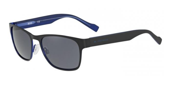 Gafas de sol Boss Orange BO 0177/S JOD (BN) BLACK/BLUE / DARK GREY