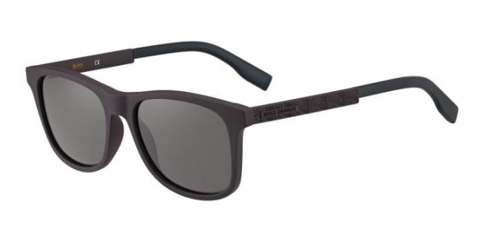 Gafas de sol Boss Orange BO 0281/S 09Q (IR) BROWN / GREY BLUE