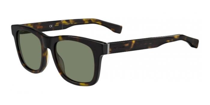 Gafas de sol Boss Orange BO 0337/S 086 (QT) DKHAVANA - GREEN