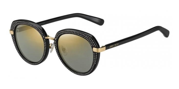 Gafas de sol Jimmy Choo MORI/S 2M2 (K1) BLK GOLD - BROWN GOLD SP