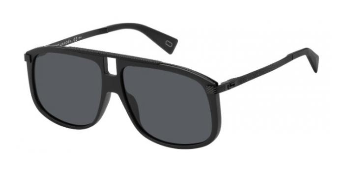 Gafas de sol Marc Jacobs MARC 243/S 003 (IR) MTT BLACK - GREY BLUE
