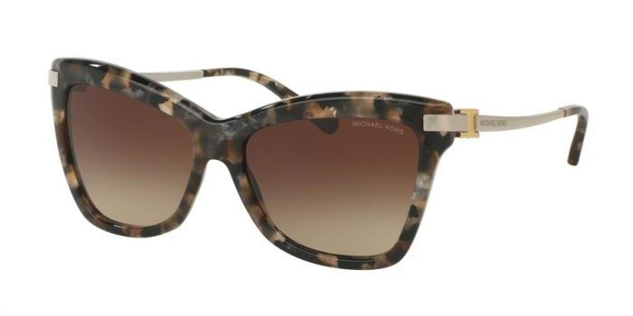 Gafas de sol Michael Kors MK2027 317513 BROWN MOSAIC - SMOKE GRADIENT