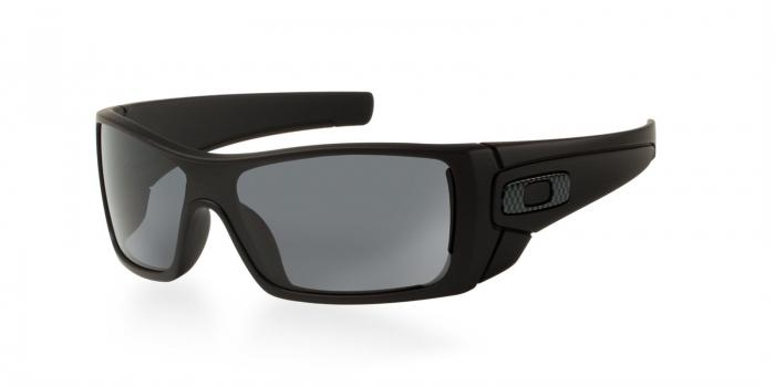 Gafas de sol Oakley BATWOLF OO9101 910104 MATTE BLACK - GREY POLARIZED