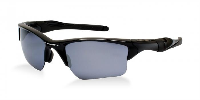 Gafas de sol Oakley HALF JACKET 2.0 XL OO9154 915401 POLISHED BLACK - BLACK IRIDIUM