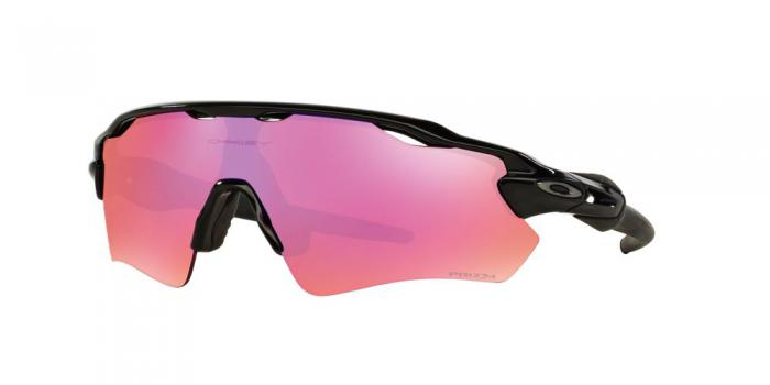 Gafas de sol Oakley OO9208 RADAR EV PATH 920804 POLISHED BLACK - PRIZM TRAIL