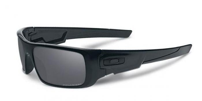 Gafas de sol Oakley OO9239 CRANKSHAFT 923906 MATTE BLACK - BLACK IRIDIUM POLARIZED