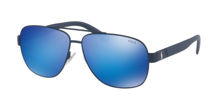 Gafas de sol Polo Ralph Lauren PH3110 911925 MATTE NAVY BLUE - FLASH BLU