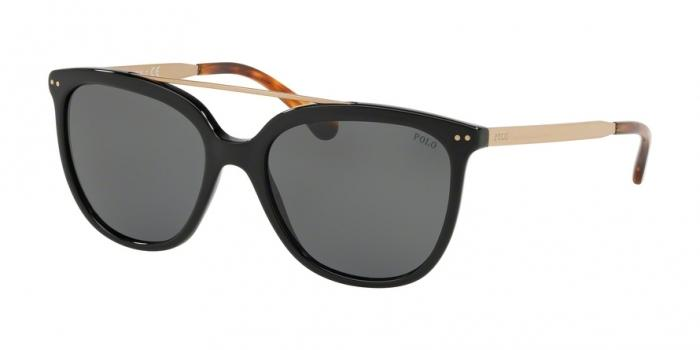 Gafas de sol Polo Ralph Lauren PH4135 500187 SHINY BLACK - GRAY