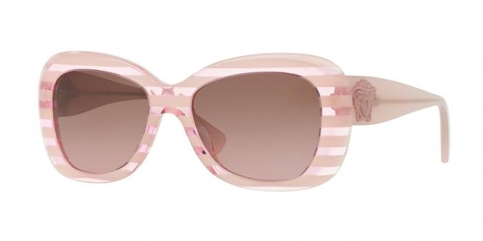 Gafas de sol Versace VE4317 520114 RULE PINK - VIOLET GRADIENT BROWN
