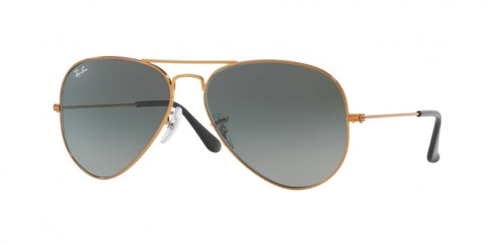 Gafas de sol Ray-Ban RB3025 197/71 SHINY BRONZE - LIGHT GREY GRADIENT DARK GREY