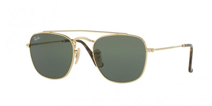 Gafas de sol Ray-Ban RB3557 1 GOLD - GREEN