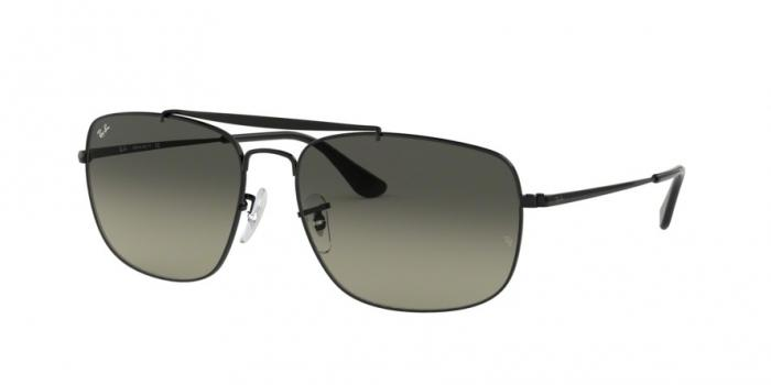 Gafas de sol Ray-Ban RB3560 002/71 BLACK - LIGHT GREY GRADIENT DARK GREY
