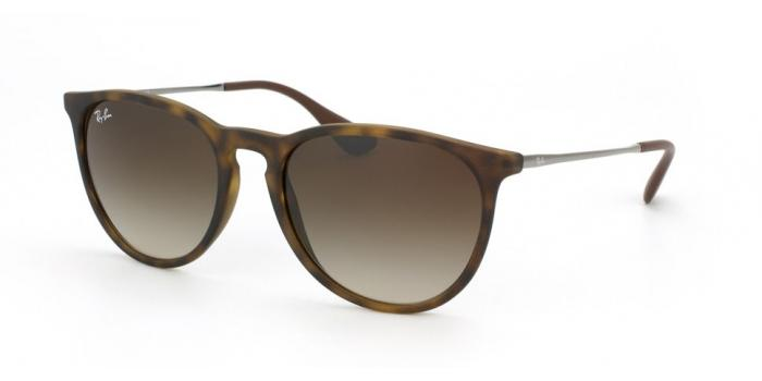 fdf1f15f41 Ray-Ban ERIKA RB4171 865/13 RUBBER HAVANA - BROWN GRADIENT 54