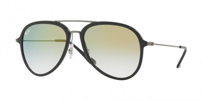 Gafas de sol Ray-Ban RB4298 6333Y0 GREY - CLEAR GRADIENT GOLD