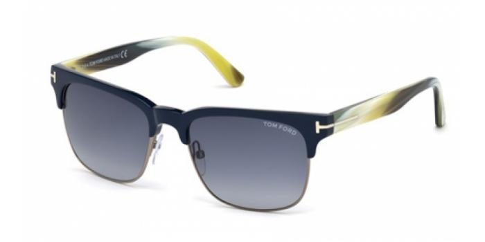 Gafas de sol Tom Ford FT0386 LOUIS 89W turquesa / otro / az