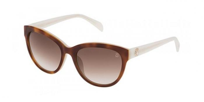 Gafas de sol Tous STO955 01GQ BROWN HAVANA+LILAC-BROWN GRADIENT