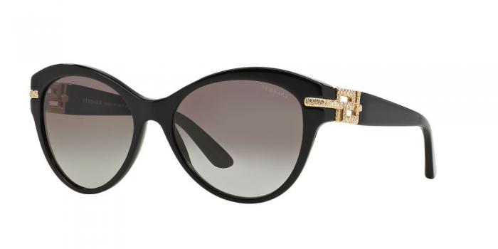 Gafas de sol Versace VE4283B GB1/11 BLACK - GRAY GRADIENT