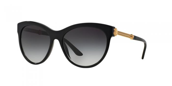 Gafas de sol Versace VE4292 GB1/8G BLACK - GRAY GRADIENT