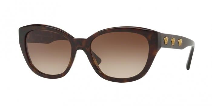 Gafas de sol Versace VE4343 108/13 HAVANA - BROWN GRADIENT