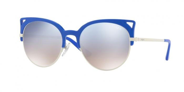 Gafas de sol Vogue VO5137S 25407B BLUE - GRAD LIGHT BLUE MIRROR SILVER