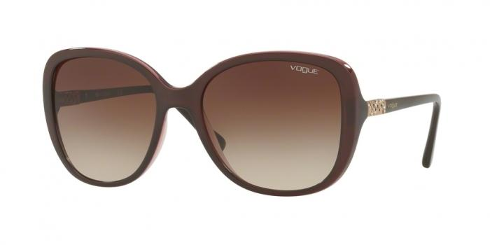 Gafas de sol Vogue VO5154SB 194113 TOP BROWN/OPAL PINK - BROWN GRADIENT
