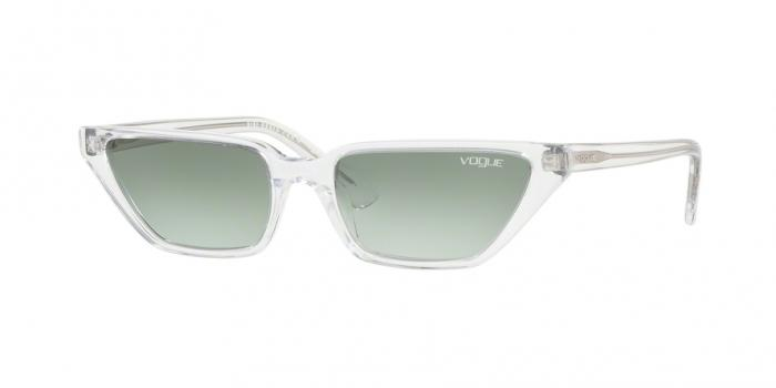 Gafas de sol Vogue VO5235S W7458E TRANSPARENT - GREEN GRADIENT