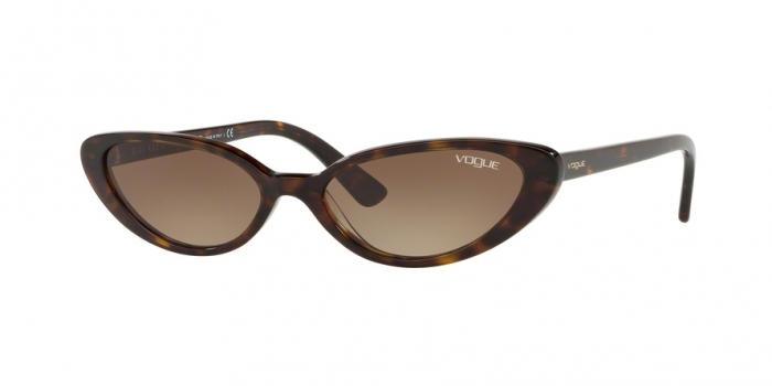 Gafas de sol Vogue VO5237S W65613 DARK HAVANA - BROWN GRADIENT