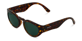 Gafas de sol Mr. Boho Psiri ABT1-11 ABT1-11 Cheetah Tortoise Psiri with classical lenses