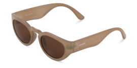 Gafas de sol Mr. Boho Psiri ABI16-08 ABI16-08 Taupe Psiri with classical lenses