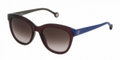 Gafas de Sol Carolina Herrera SHE743 0W09 AZUL - MARRÓN DEGRADADO A ROSA