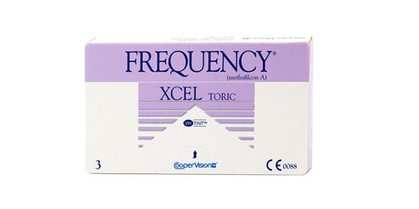 95577be7b1838 Lentillas Mensuales. FREQUENCY XCEL TORIC 3